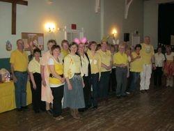 Easter Social 2012