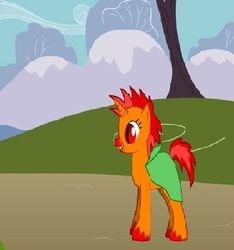Pyro Flame