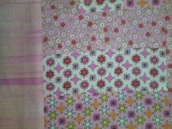 Close up of quilt blocks