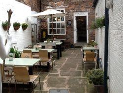 Jack Sevens Art Cafe, Macclesfied (2)