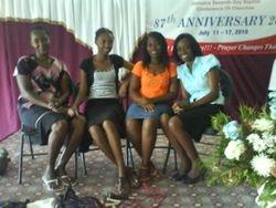 Ebenezer's Dream Team