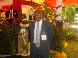 The President - Pastor Selvin Campbell