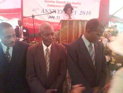 Three Men of God