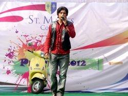 """ROCKSTARS Live PerformanceEvent Prerna 2013, ST.Mary College, Hyderabad."" Part II"