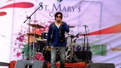 """ROCKSTARS Live PerformanceEvent Prerna 2013, ST.Mary College, Hyderabad."" Part I"