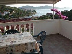 pogled na more s terase
