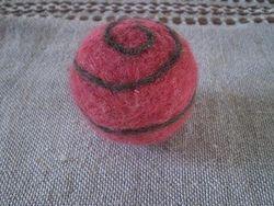 Vilditud pall
