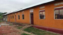 Primary classroom block