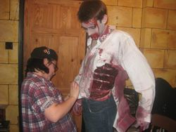 Making a Zombie