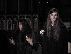 Playing First Witch in Dido and Aeneas