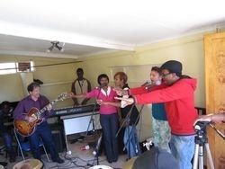Singing in Siswati!!
