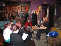 Blues Improvisation Workshop - EYMC - Columbus, OH