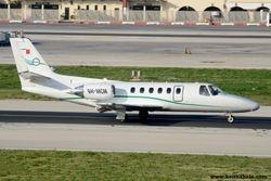 9H-MCM Cessna S550