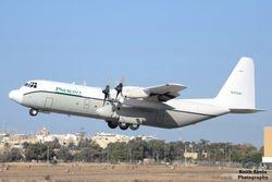 C-130 Hercules.