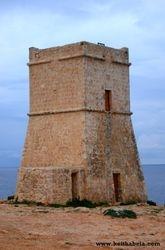 'Hamrija tori' at ghajn tuffieha Malta.