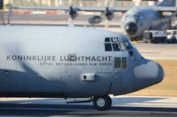 2 C-130 in one photo !!