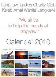 Club Calendar 2010