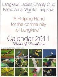 2011 Club Calendar