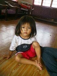 3 year old Fatin Amisya