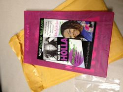 Ciara received her package!