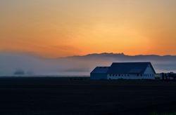 Stillaguamish Valley Sunrise
