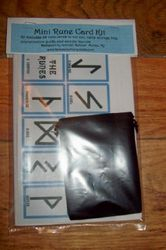 Rune Card Kit