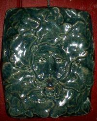 Oak Leaf Greenman