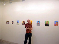 Exhibition Image - Red Gallery 2005