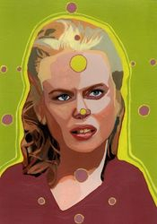 Your  spheres of perception float in your cultures ephemeral realms. (Nicole Kidman)