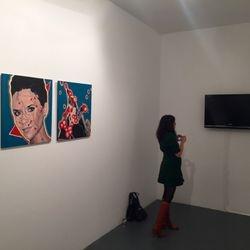 Exhibition Image - Trocadero 2016