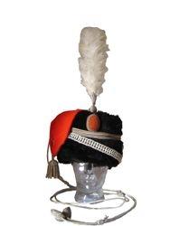 Kolbak officier Cavalerie