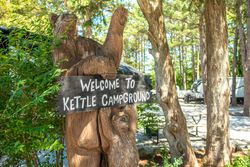 Welcome to Kettle Campground