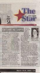 NA Star Mar 09