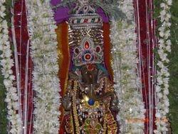 Utsava Moorthy (close up pic)