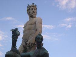 Firenze - Neptun (Ammannati)