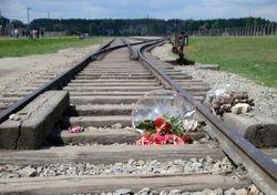 """Auschwitz-Birkenau  """"Spomin"""""""