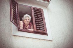 i prozori su o?ivjeli ;) Trg Bakar