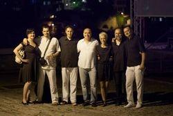 with Mr. Emil Kosturkov - head of DJF & just wonderful man & our BIG BOSS Aha Halas