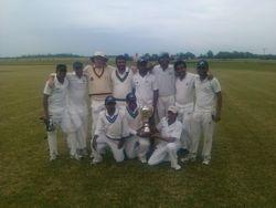 Dresden CC 2013 T20 champions