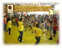 Larong Pinoy Sports Clinic