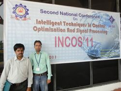 At IEEE conference