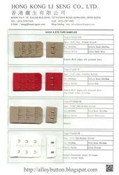 Hook and Eye Tape Manufacturer Wholesaler and Supplie