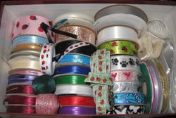 current ribbon selection