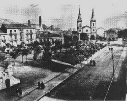 La Felguera en 1920