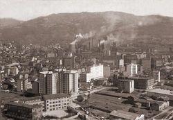 Vista parcial 1980