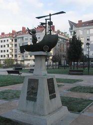 Estatua de Pinín