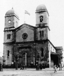 Antigua iglesia de Santa Eulalia