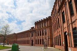 Antigua fabrica