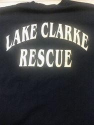 Lake Clarke Rescue T-Shirts...
