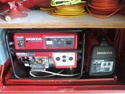 Rescue 60's Generators...